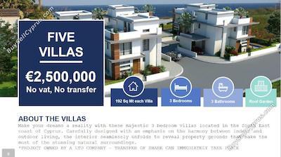 studio residential development for sale kapparis famagusta 633391 image 337078