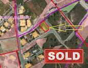 605 SQM Plot in Deryneia (Famagusta) for sale