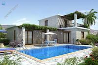 3 Bedroom Detached house in Drimou (Paphos) for sale