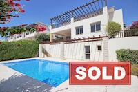 4 Bedroom Detached house in Coral Bay (Paphos) for sale