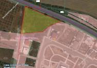2797 SQM Land in Frenaros (Famagusta) for sale