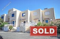 2 Bedroom Town house in Coral Bay (Paphos) for sale