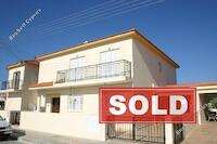 4 Bedroom Linked detached house in Kiti (Larnaca) for sale